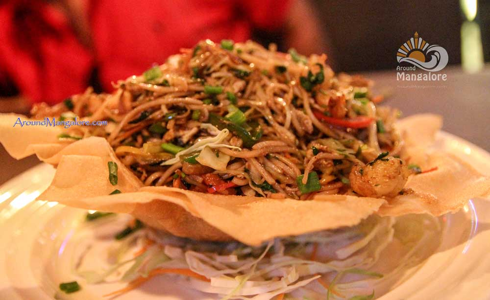 Special Chow Mein Sea Food Retox Lounge Bar Hampankatta Mangalore - Retox Lounge Bar, Mangalore