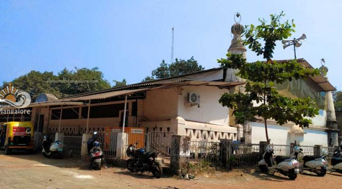 Idgah Mosque - Light House Hill Road, Mangalore