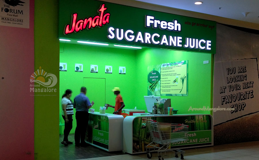 Janata – Fresh Sugarcane Juice – The Forum Fiza Mall