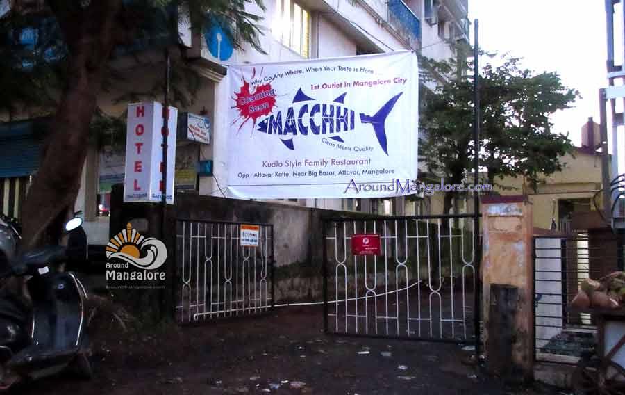 Macchhi –  Kudla Style Family Restaurant – Attavar