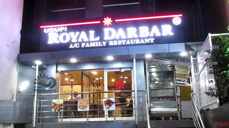 Udupi Royal Darbar – Restaurant – Falnir