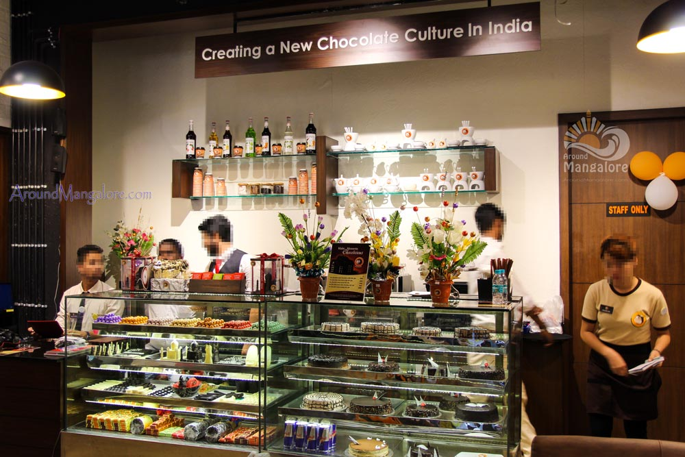 The Chocolate Room – Empire Mall, Mangalore
