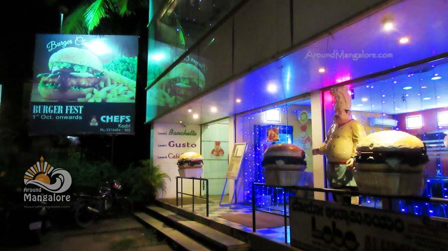Chefs Burger Fest – Oct 2016 – Chefs, Mangalore