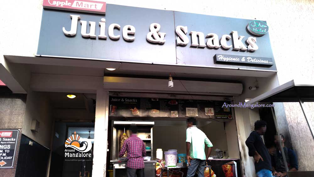 Apple Mart – Juice & Snacks – Inland Arcade