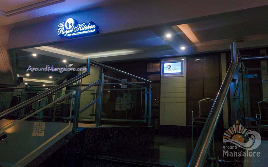 The Royal Kitchen – Hotel Deepa Comforts, Mangalore