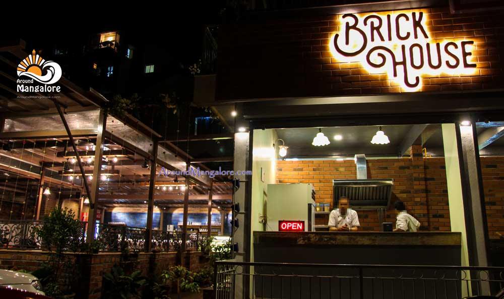 Brick House - Restaurant - Falnir, Mangalore