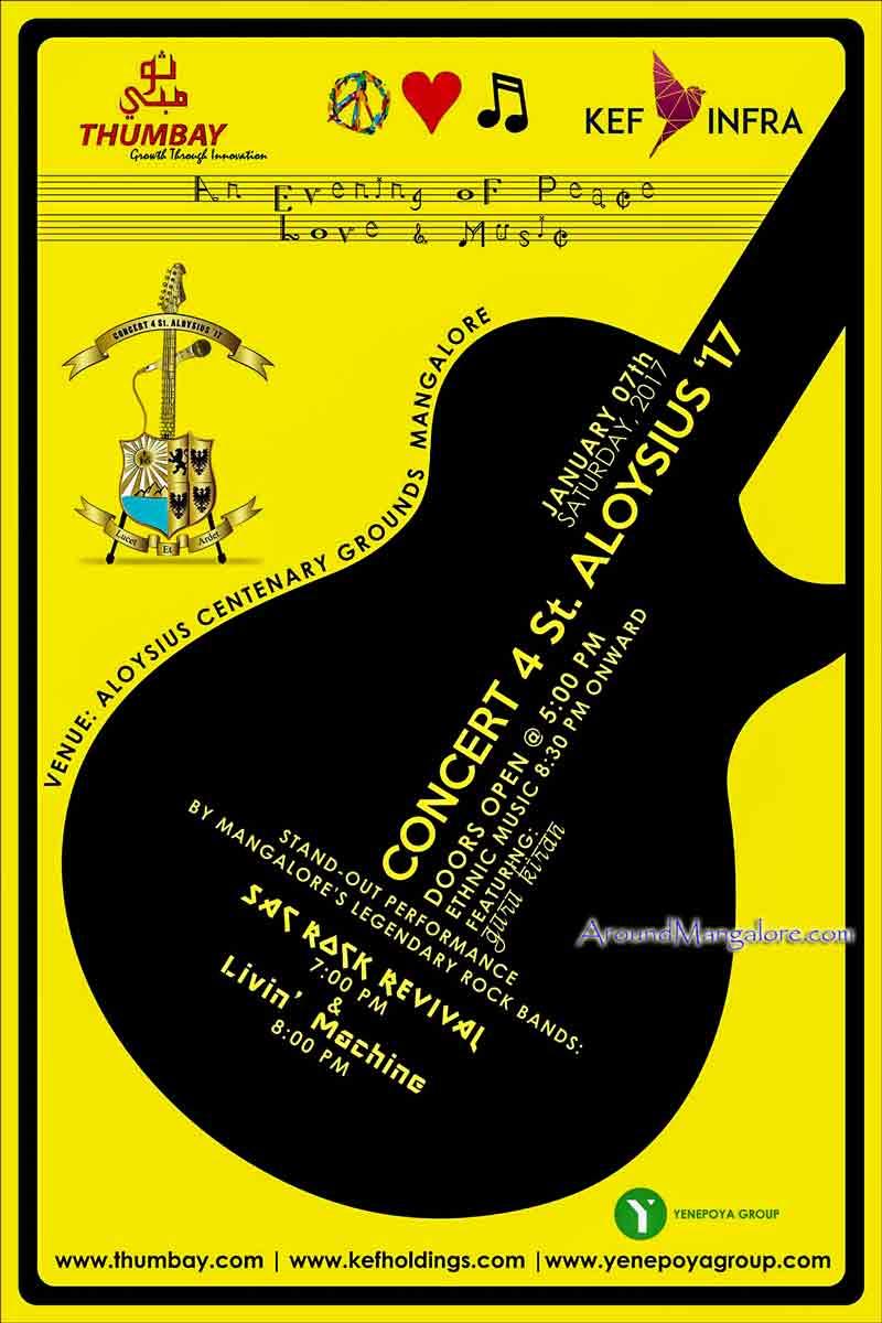 Concert 4 St Aloysius 17 – 07 Jan 2017