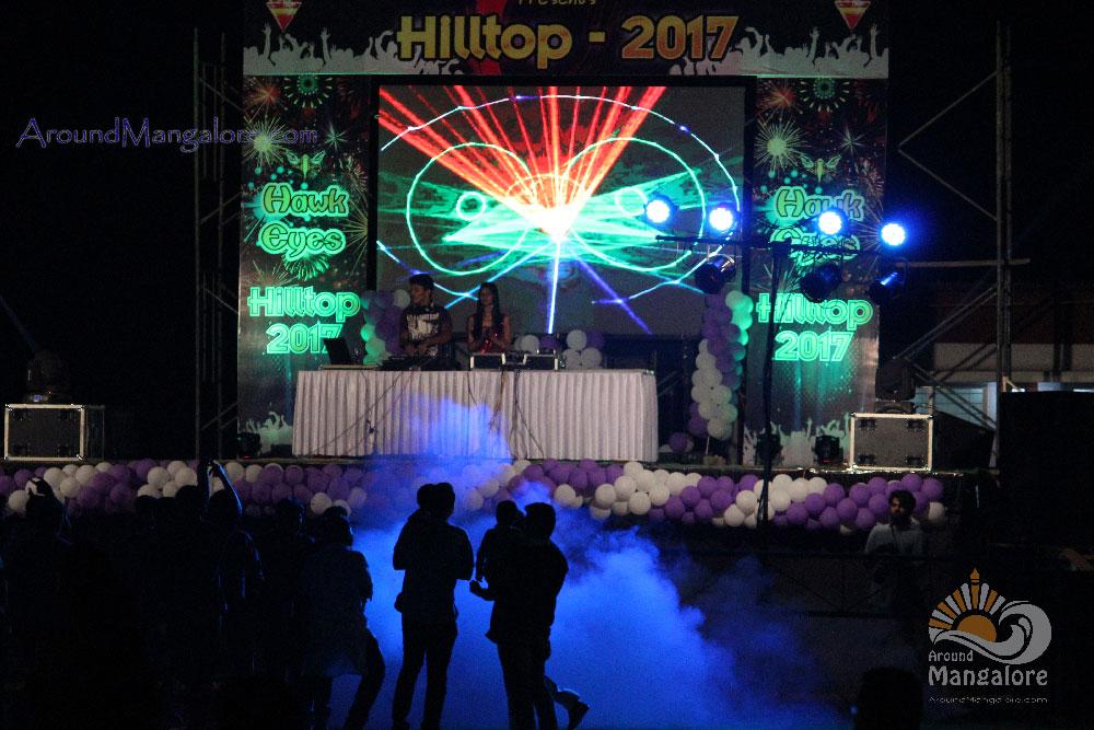 Hilltop 2017 - Mangalore Hills - New Year 2017