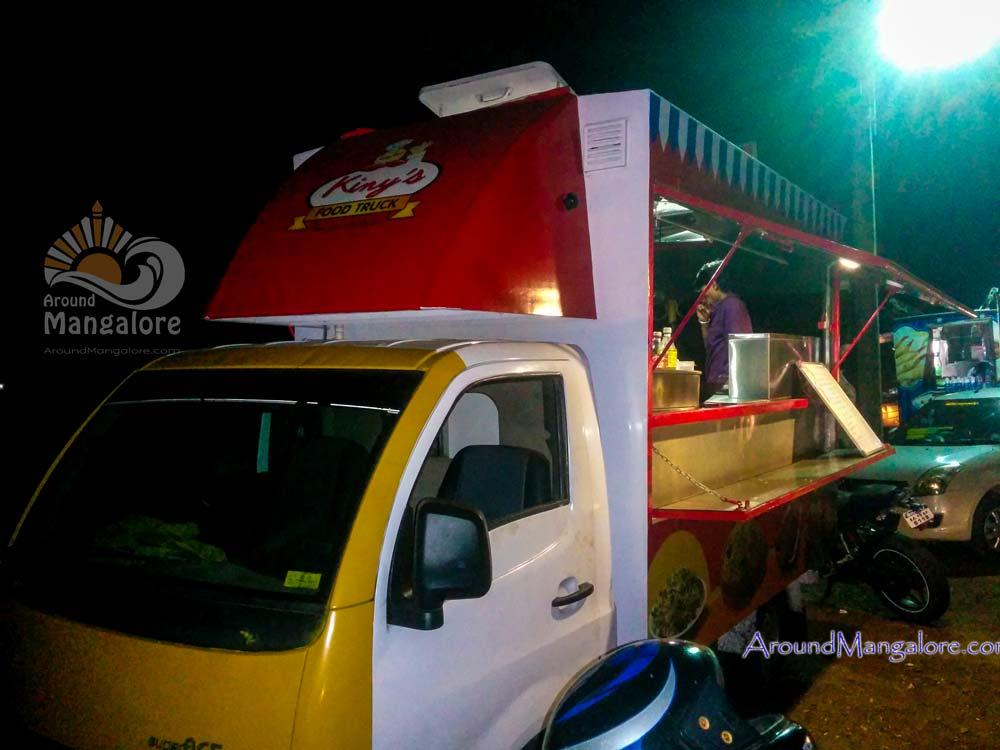 Kiny's Food Truck - Mangalore