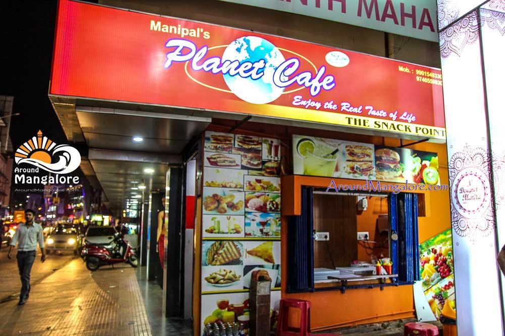 Planet Cafe - Opp. City Center, Hampankatta, Mangalore