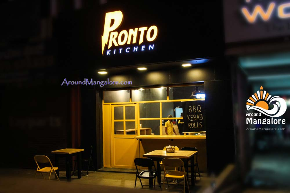 Pronto Kitchen – Kebabs Grills Rolls Biryani