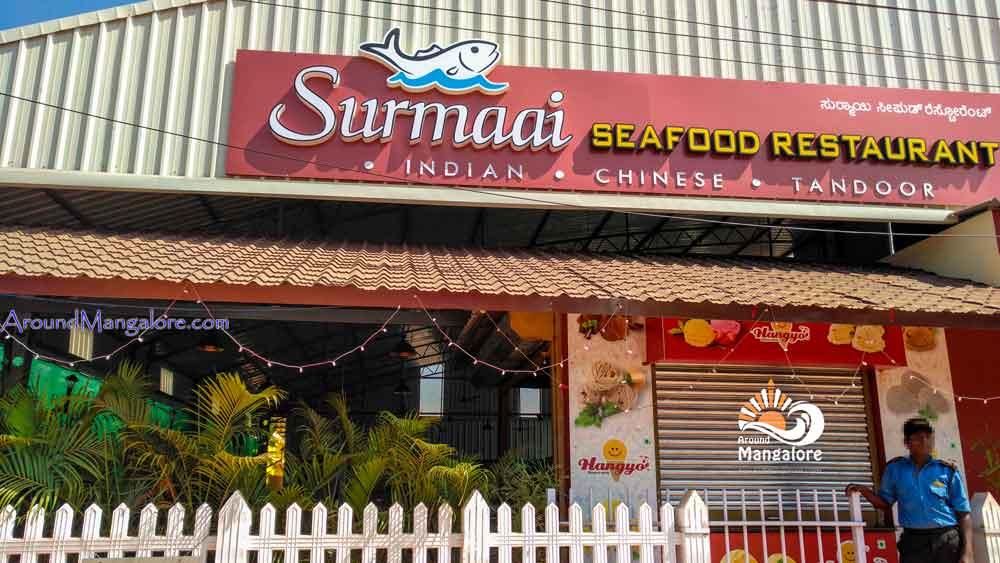 Surmaai – Sea Food Restaurant