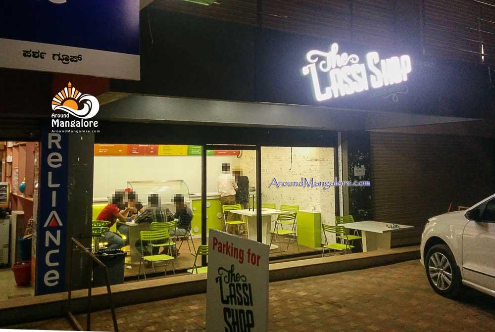 The Lassi Shop – M.G. Road