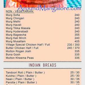 Food Menu Village On Wheels Village Restaurant Mangalore P7 300x300 - Madhuvan's Village Restaurant