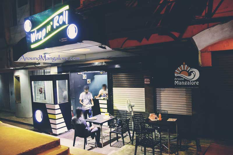 Wrap n Roll – Balmatta Road