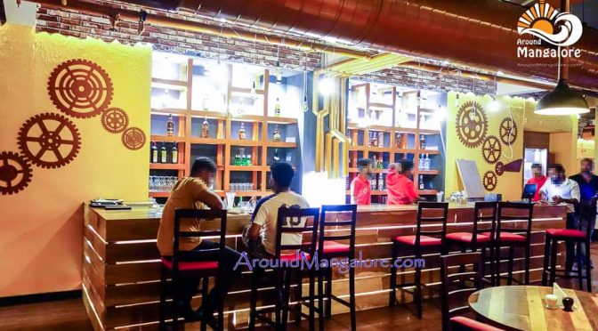 Boiler Room - The Urban Lounge Bar - Empire Mall, Mangalore