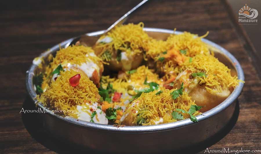Dahi Puri Mumbai Street Kitchen Mangalore - Mumbai Street Kitchen - Hampankatta