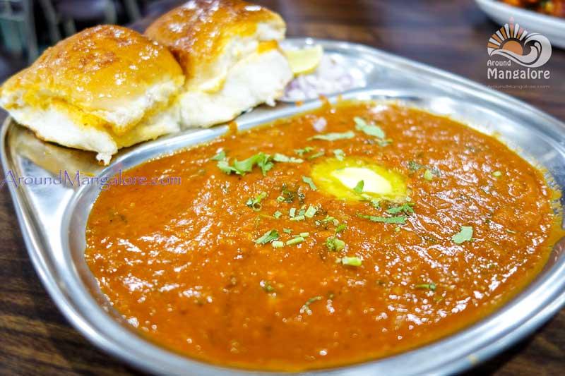 Pav Bhaji Adithi – Veg Mallikatte Mangalore - Adithi - Veg Restaurant - Mallikatte