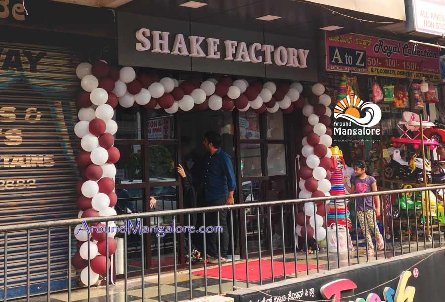 Shake Factory – Hampankatta