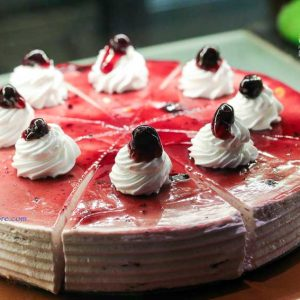 Blueberry Cheese Cake ONYX Air Lounge Kitchen MG Road Mangalore 300x300 - ONYX Air Lounge & Kitchen - M G Road