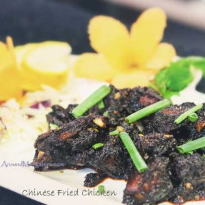 Chinese Fried Chicken - Thyme (Spindrift) - Family Restaurant - Bharath Mall, Mangalore