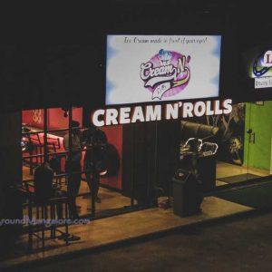 Cream N Rolls Ice Cream Parlor Mallikatta Mangalore P3 300x300 - Cream N Rolls - Mallikatta