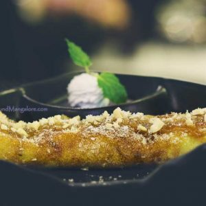 Indonesian Crepes - Thyme (Spindrift) - Family Restaurant - Bharath Mall, Mangalore