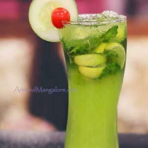 Minty Apple - Thyme (Spindrift) - Family Restaurant - Bharath Mall, Mangalore