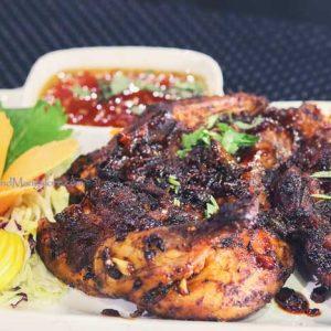 Thai Gai Yang Chicken - Thyme (Spindrift) - Family Restaurant - Bharath Mall, Mangalore