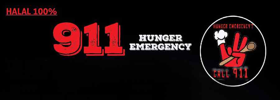 911 Hunger Emergency – Food Delivery Service