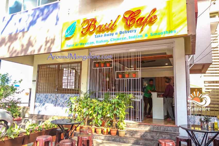 Basil Cafe – Bejai Kapikad