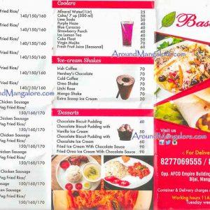 Food Menu Basil Cafe Bejai Mangalore P1 300x300 - Basil Cafe - Bejai Kapikad