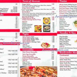 Food Menu Basil Cafe Bejai Mangalore P2 300x300 - Basil Cafe - Bejai Kapikad