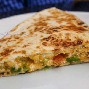 Paneer Quesadilla Basil Cafe Bejai Mangalore 300x300 - Basil Cafe - Bejai Kapikad