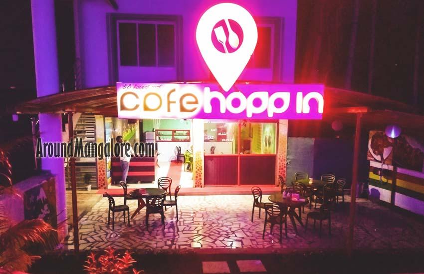 Cafe Hoppin – Adyar