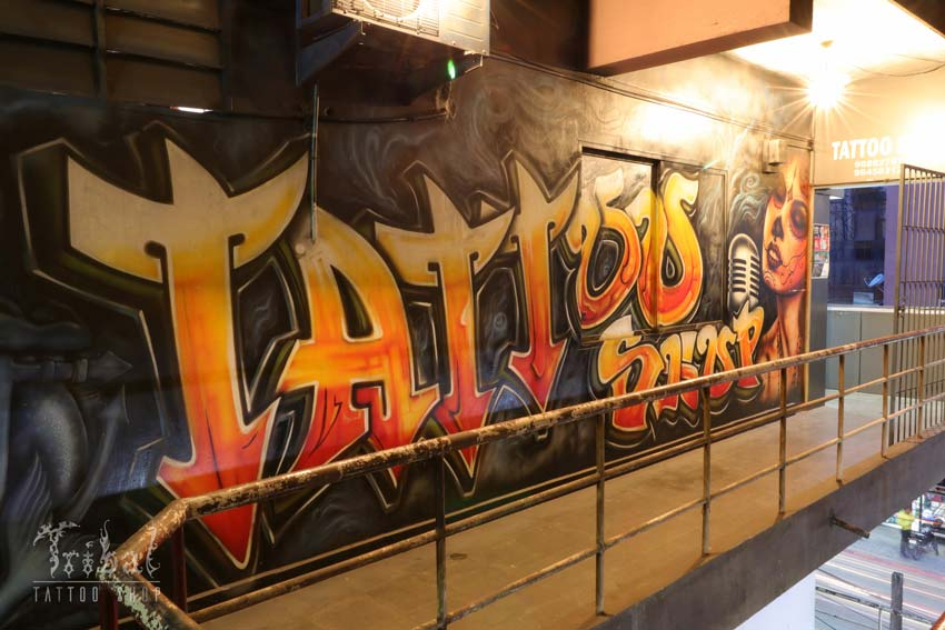 Tribal Tattoo Shop - MG Road, Mangalore