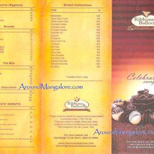 Cake Food Menu Ribbons and Balloons Ballalbagh Mangalore P2 300x300 - Ribbons And Balloons - Cake Shop - Bendoorwell