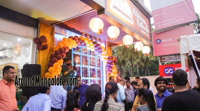 Ribbons and Balloons - Ballalbagh, Mangalore