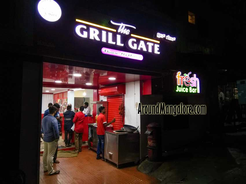 The Grill Gate – Yeyyadi