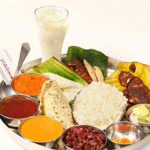 Fish Thali Hotel Thammanna Kodialbail Mangalore 300x300 - Hotel Thammanna - Kodialbail