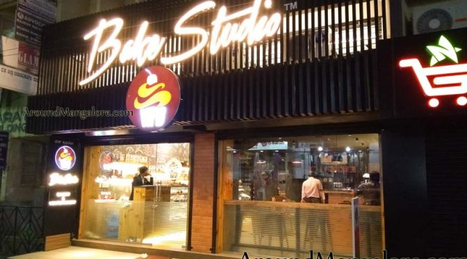 Bake Studio - Cafe - Cake Shop - Hampankatta, Mangalore