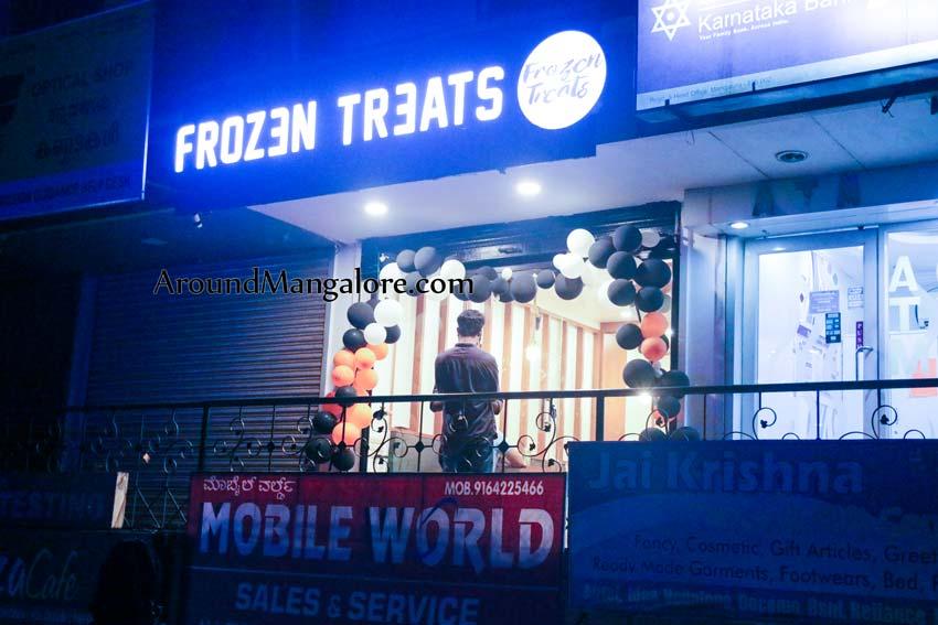 Frozen Treats – Cafe – Deralakatte
