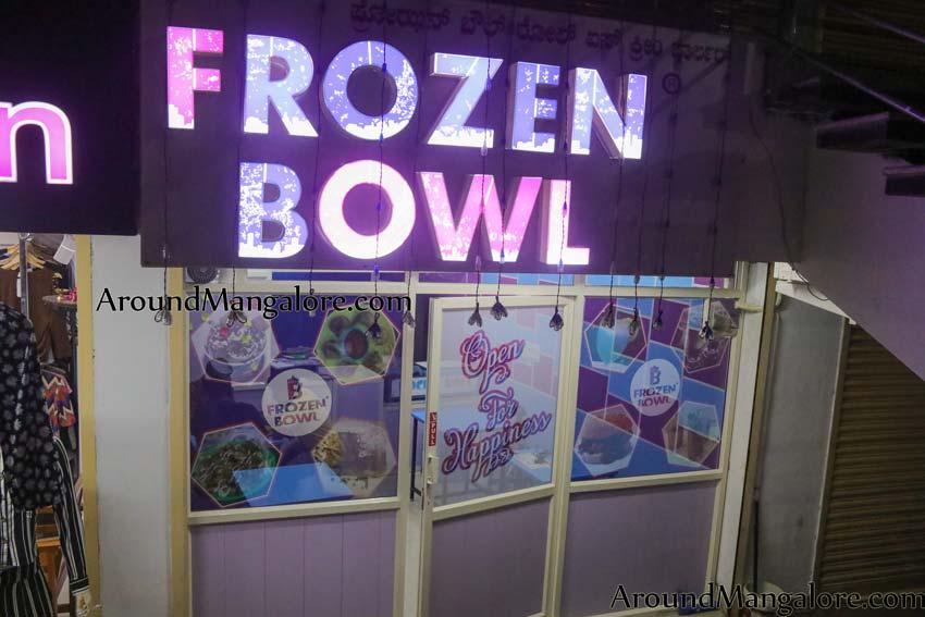 Frozen Bowl - Kavoor, Mangalore