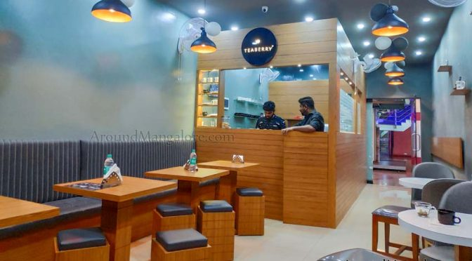 TeaBerry - Empire Mall, MG Road, Mangalore