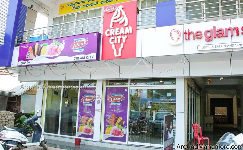 Cream City Ice Cream Parlour – Darbe, Puttur