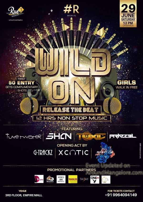 Wild On - 20 Jun 2019 - Empire Mall, Mangalore