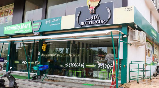The 90's Buttercup - Cake Shop - Kottara, Mangalore