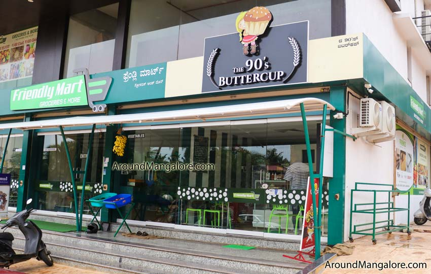 The 90's Buttercup – Cake Shop – Kottara