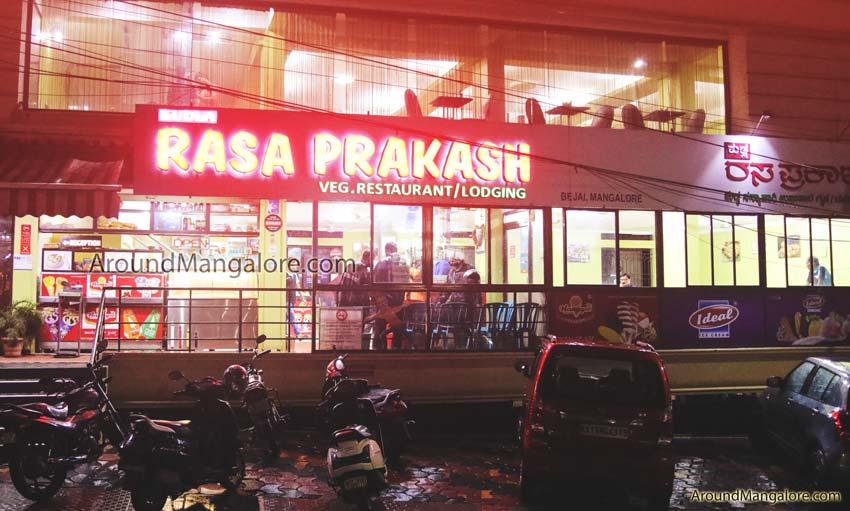Hotel Kudla Rasa Prakash – Pure Veg Restaurant – Bejai