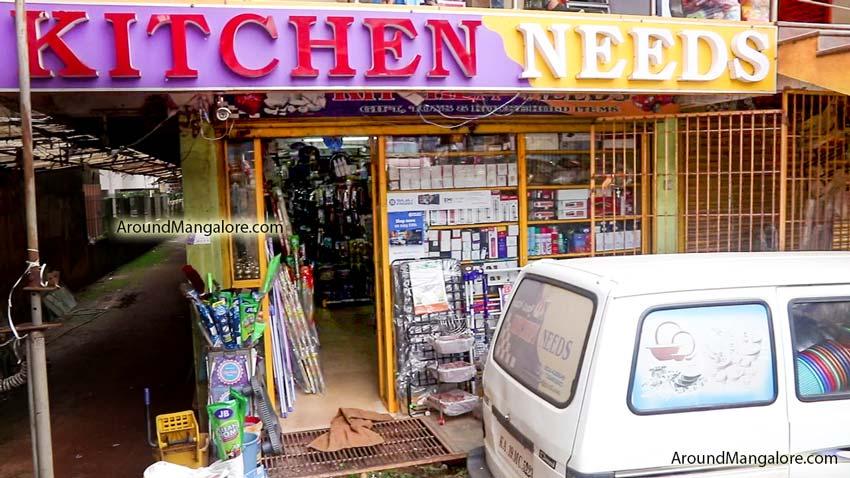 Kitchen Needs – Pova Arcade, Surathkal
